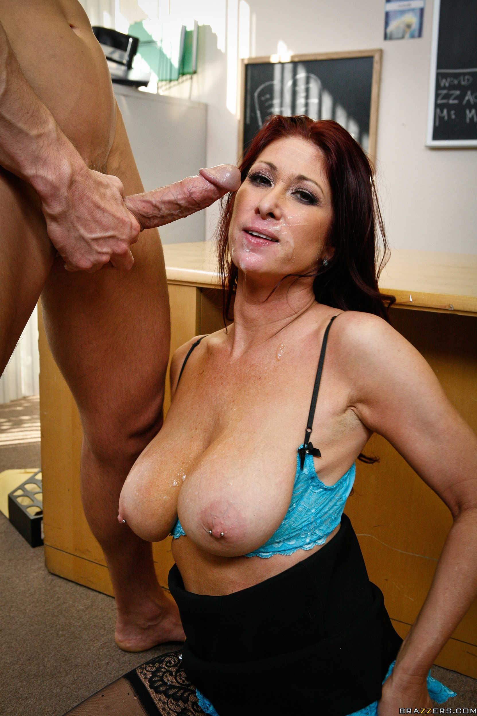 Tiffany Mynx Classroom Sex With Johnnny Sins  Tiffany Mynx-8970