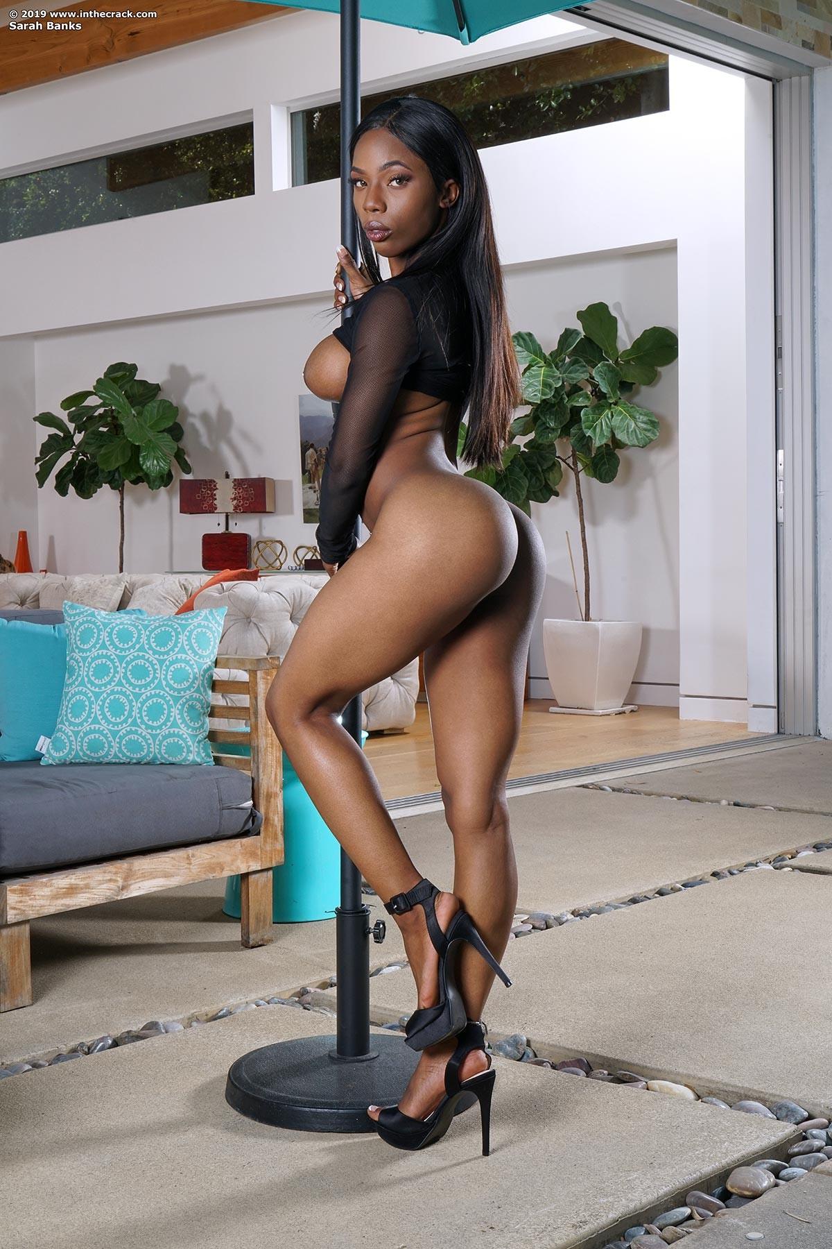 Banks nude sarah New Sarah
